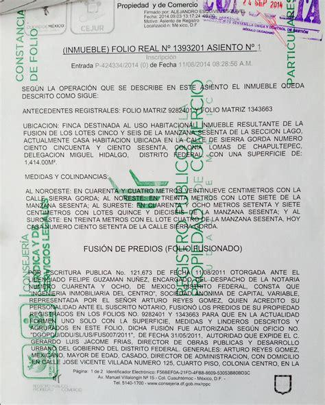 registro publico propiedad cd juarez vlex mxico la casa blanca de enrique pe 241 a nieto aristegui noticias