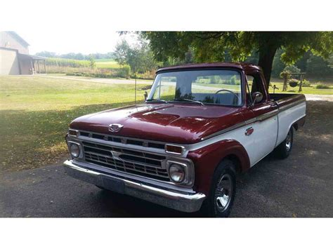 1966 Ford F100 For Sale 1966 ford f100 for sale classiccars cc 1032468