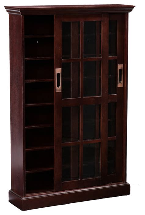 sliding door dvd storage cabinet emerson sliding door media cabinet transitional media