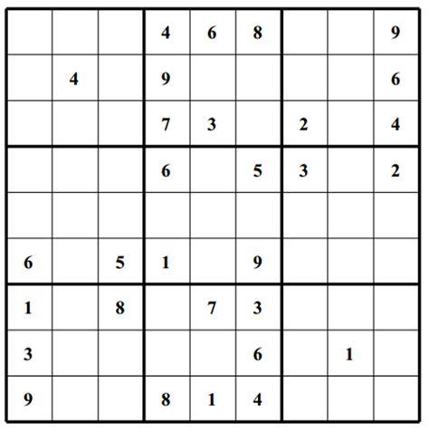 Printable Sudoku Sheets Hard Puzzle Free Sudoku Puzzles