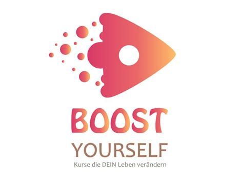 design a logo for yourself boost yourself logo design by 69demo freelogodesign me
