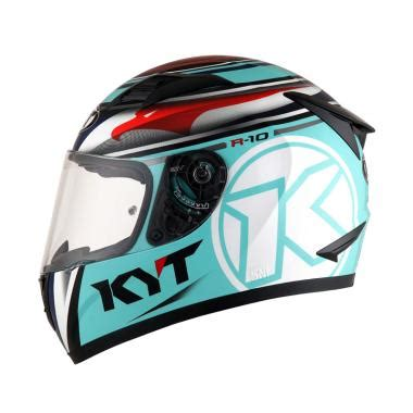 Helm Kyt R 10 Motif Terbaru jual produk helm kyt r10 harga promo diskon blibli