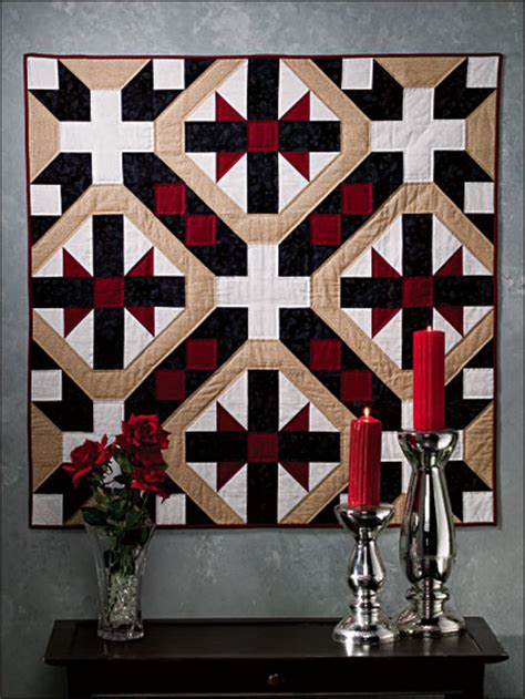 Tie Quilt Patterns For Beginners by Quilting Special Days Black Tie Free Wall Quilt Pattern