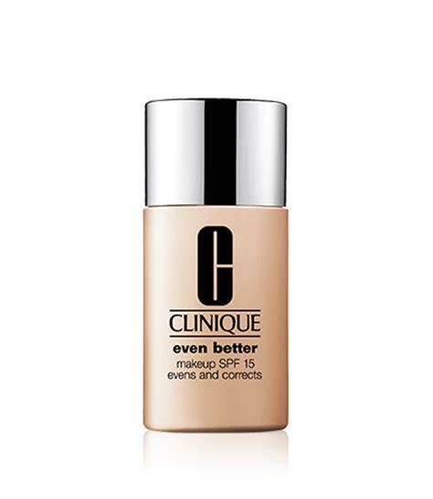 clinique better even better makeup spf15 clinique