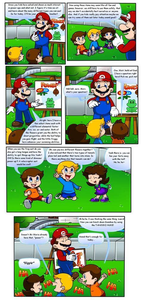 Mario Bros 44 44 best mario and luigi comics images on mario