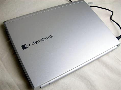 Harga Toshiba Dynabook Ss Rx1 フラッシュメモリドライブ搭載dynabook ss rx1 t9aをフォトレビュー gigazine