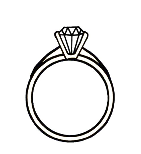 best wedding ring clipart 16484 clipartion