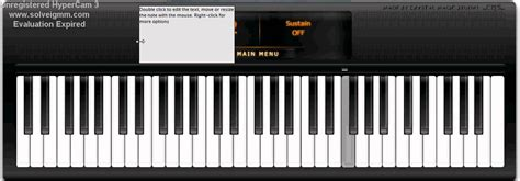 pattern piano and keyboard review tutorial como tocar parab 233 ns pra voc 234 virtual piano