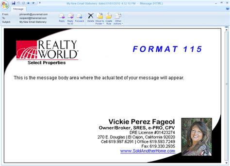 Home Design Programs Free custom designed email letterhead