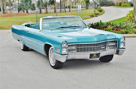 1966 Cadillac Convertible by 1966 Cadillac Coupe Convertible Out For A Sunday