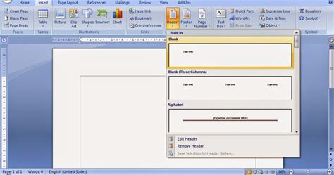 membuat header dan footer di html fungsi header dan footer di ms word dan cara