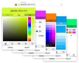 html color picker github brianpkelley md color picker angular material