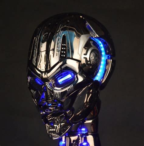Kaos Terminator 22 Tx terminator tx t3 1 1 led props model skull mb industry