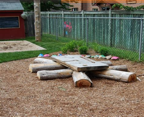 natural playground ideas backyard natural playground ideas from earthscapes playscapes