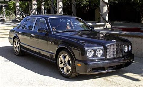 bentley arnage t car and driver