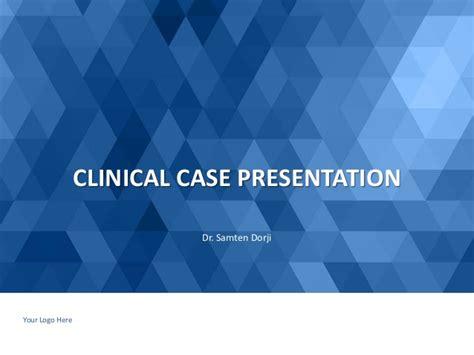 Clinical Case Presentation On Anterior Uveitis Clinical Presentation Template