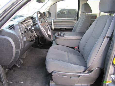 Silverado Lt Interior by 2007 Chevrolet Silverado 1500 Lt Crew Cab 4x4 Interior