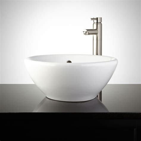white vessel bathroom sink white vessel bathroom sink 28 images shop cheviot