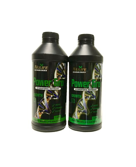 Teh Nulife nulife powergro grow 1lt gold coast hydroponics