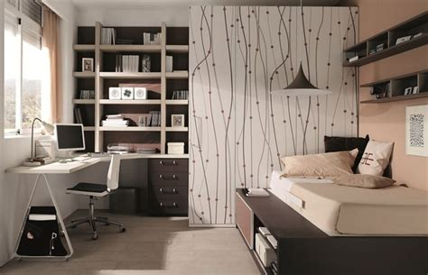 Bedrooms Decorating Ideas Dormitorio Juvenil Moderno Marron Dormitorios Juveniles