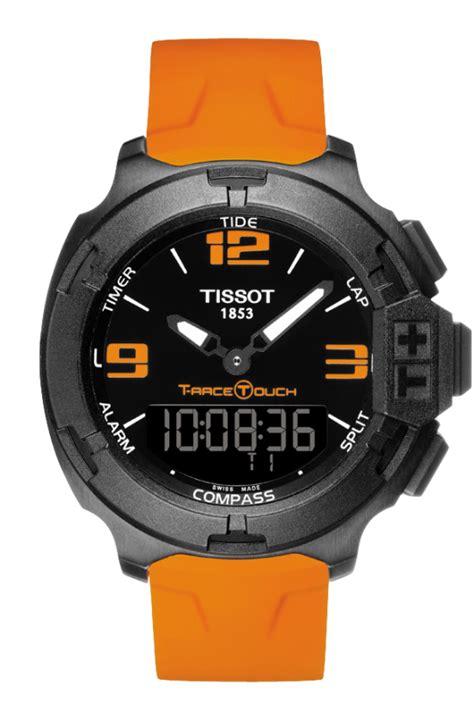 Jam Tangan Tissot T Race Gold Ring t081 420 97 057 02 aluminum orange rubber t race
