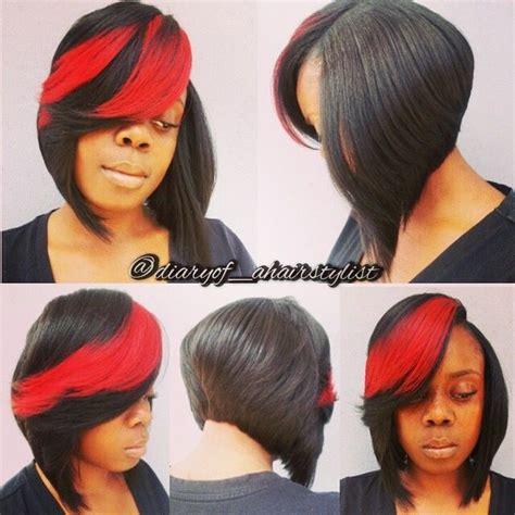 17 best images about mk hair dallas on pinterest wand razor haircut dallas red black bob mk hair dallas