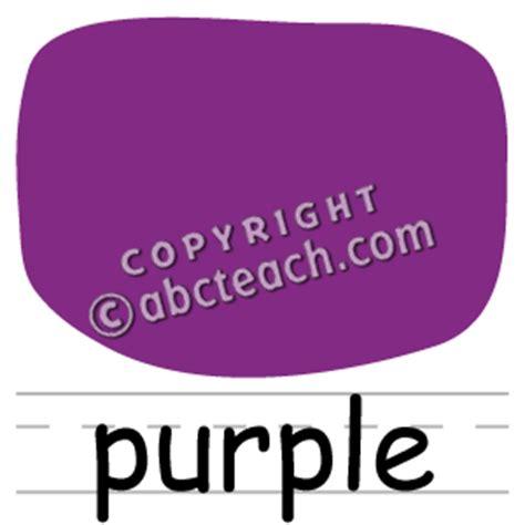 the color purple book preview clip colors purple abcteach
