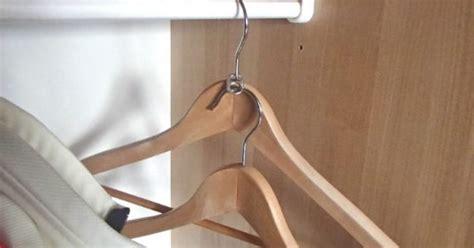 mehr ordnung im kleiderschrank