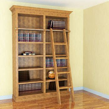 Ladder Bookcase Plans 40 Best Images About Ladder On Built In Bunks Blanket Ladder And Closet