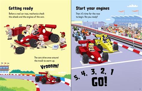 Usborne Wind Up Racing Cars wind up racing cars at usborne children s books