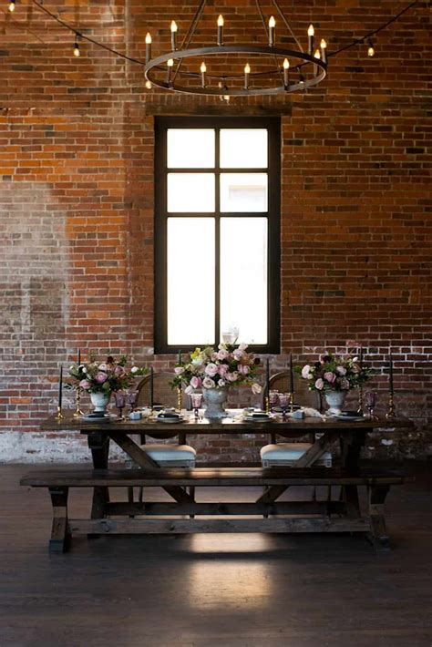 highline car house romantic industrial inspired styled shoot at high line car house cake lace wedding