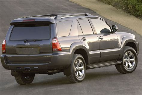 2006 Toyota 4runner Dimensions 2006 Toyota 4runner Reviews Specs And Prices Cars