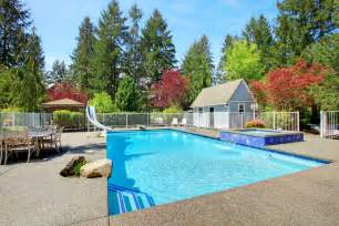 backyard with pool 100 spectacular backyard swimming pool designs pictures