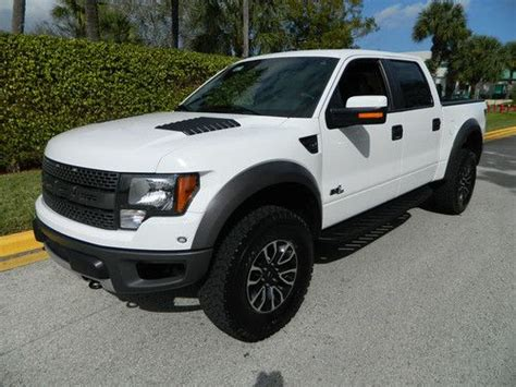 how to sell used cars 2012 ford f150 auto manual find used 2012 ford f150 svt raptor supercrew 4x4 off road