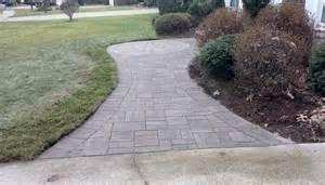 pavers sidewalk paradise landscape hardscape