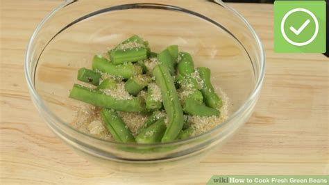 4 ways to cook fresh green beans wikihow