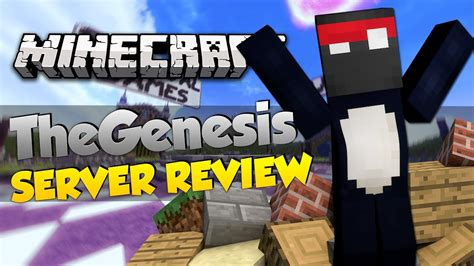 genesis serv minecraft the genesis server review