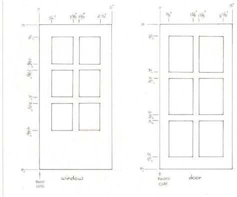 4 bar card template template for door card more templates on site