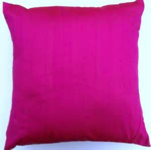 pink pillow cover pink throw pillow cushion cover