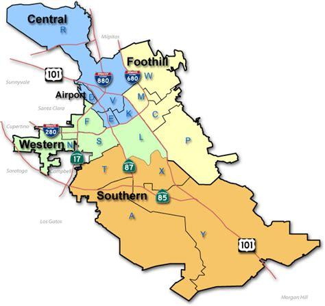 san jose dash map maps maps of usa