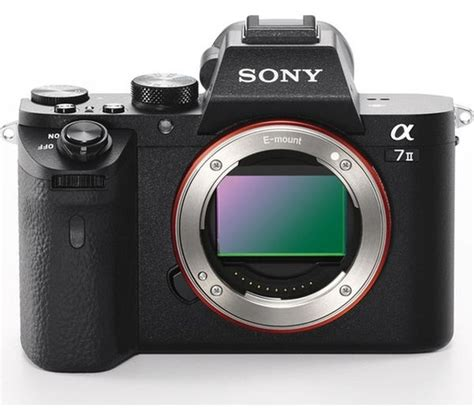 Kamera Sony A7 Only buy sony a7 ii mirrorless only free