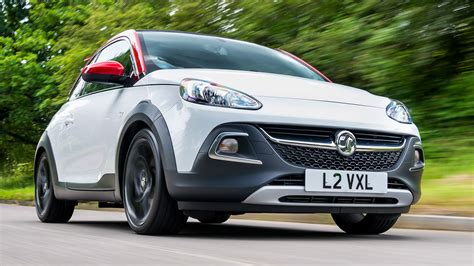 vauxhall adam rocks grr it s the vauxhall adam rocks top gear