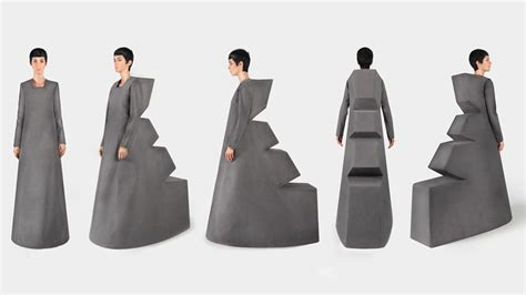 yuri pardi incorporates geometric blocks into monument
