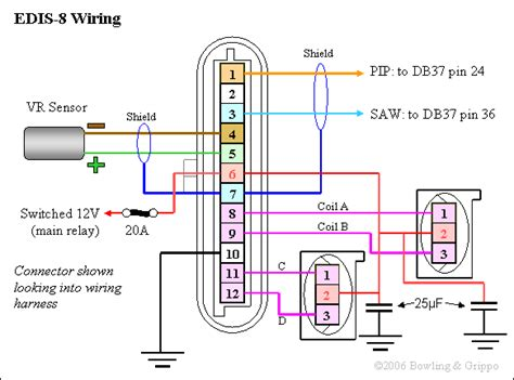 wiring diagrams and pinouts brianesser