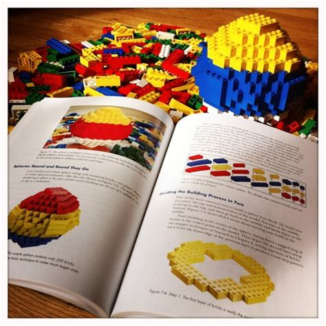table fables ii the world builder s handbook books building lego 4 fantastic lego books the childrens book