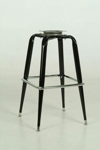 Replacement Seats For Bar Stools by Replacement Bar Stool Legs Chrome Stool Legs