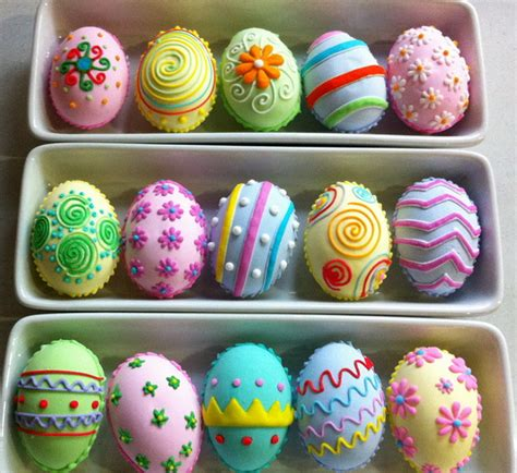 easter egg decorating ideas family net