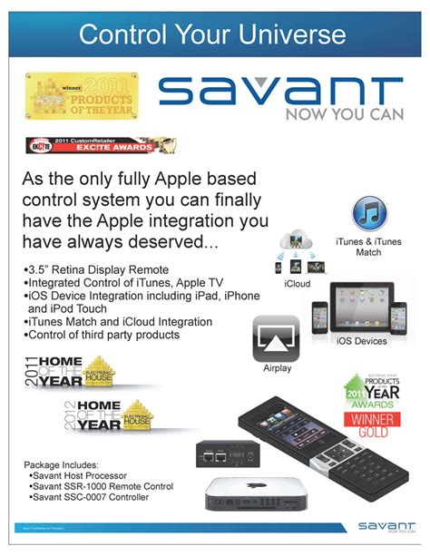savant introduction k w audio