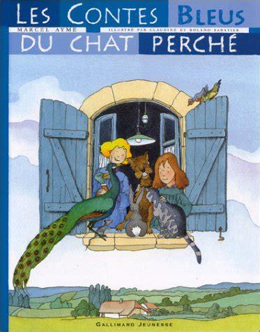 les contes bleus du chat perche  marcel ayme reviews
