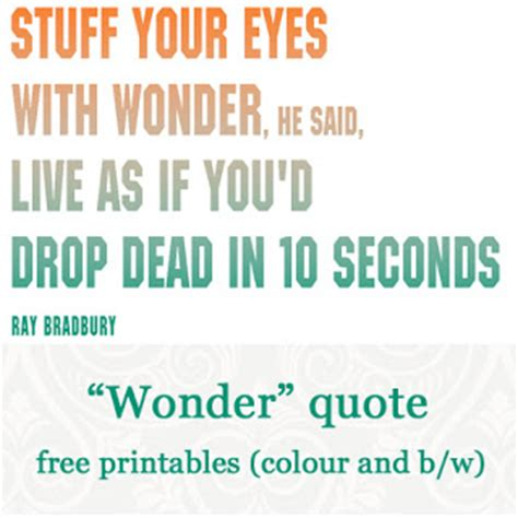 printable quotes from wonder printablessas does printables